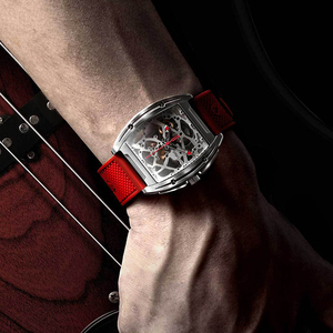 Image 5 - Youpin CIGA Design Z Series Mechanical Wristwatches Fashion Luxury Watch Watch Double Strap Artificial Sapphire Crystal23