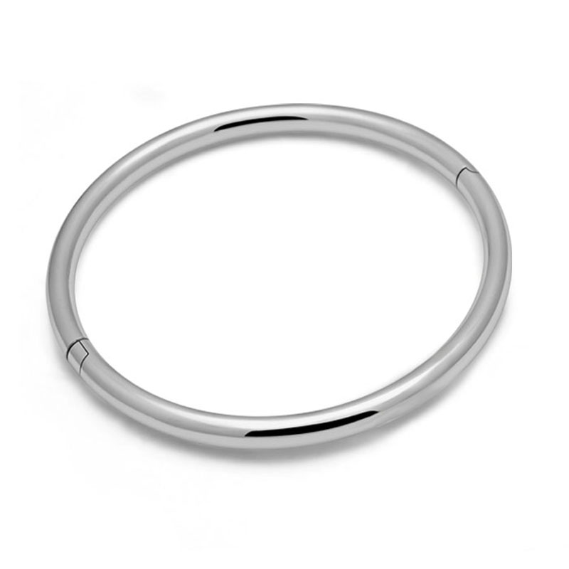 Simple smooth Sterling silver bracelet.Solid 925 silver fashion women bracelet.Delicate silver bracelet. Charming lady jewelry mark joyner simpleology the simple science of getting what you want
