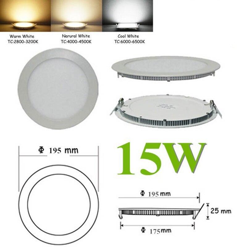 LAIMAIK lubų šviestuvas AC85-265V LED skydelis šviesos LED lubų - LED Apšvietimas - Nuotrauka 5