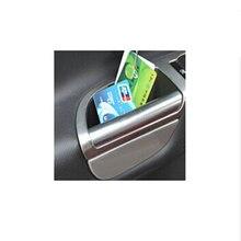 Dnhfc автомобиля подлокотник хранения пластины украшения для Ford Escape Kuga 2013