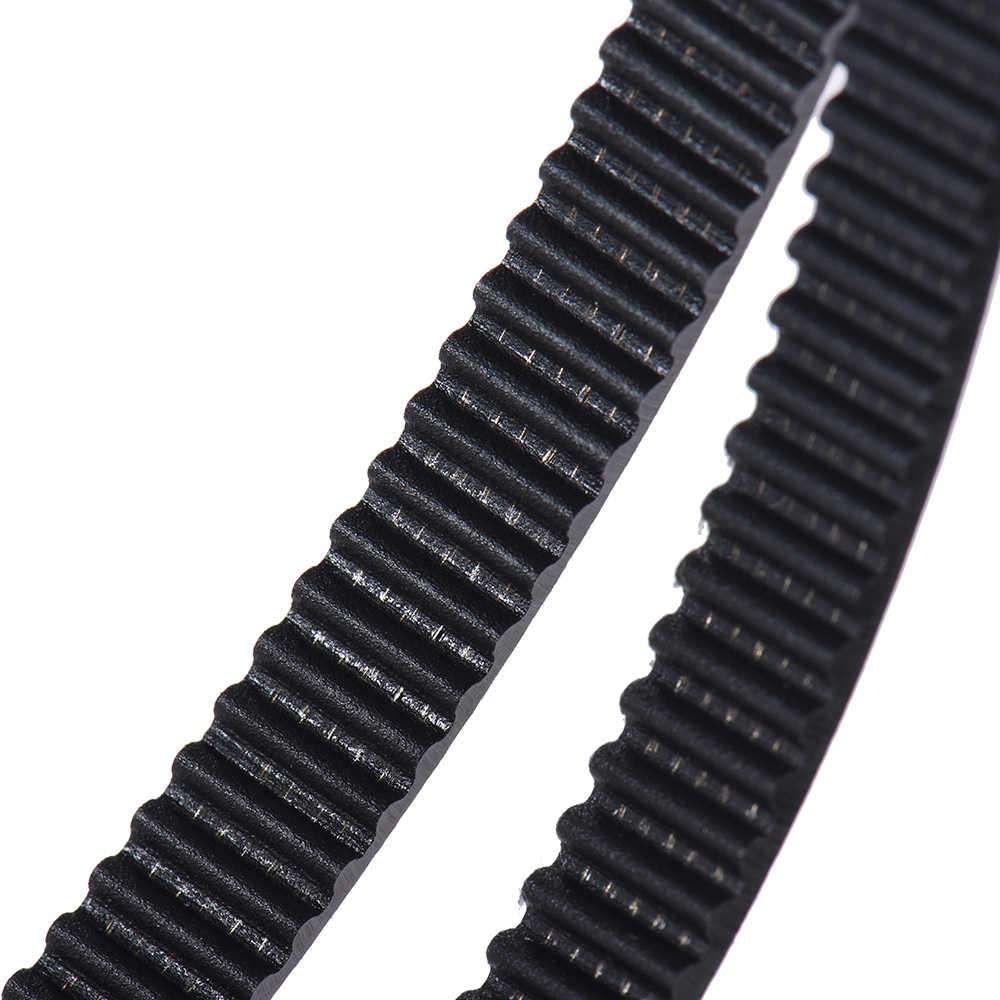 Caneta 3d Peças Da Impressora 2 milímetros Arremesso 6mm de Largura Material de PU com Fio De Aço para a Impressora RepRap i3 3D CNC dupont