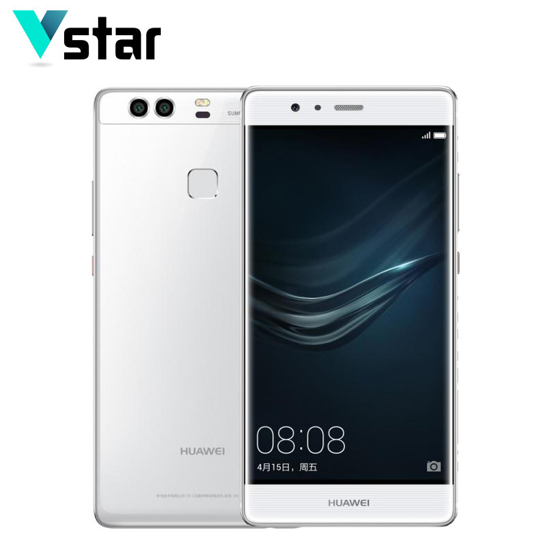 Original Huawei P9 Plus 5.5″ Fingerprint 4GB RAM Smartphone Android 6.0 Kirin 955 Octa Core 128/64GB ROM 12.0MP