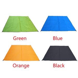 Image 5 - Tarp Waterproof Picnic Ultralight Tent Sun Shelter Beach Mat Anti UV Garden Blanket Outdoor Camping Awning Canopy Sunshade