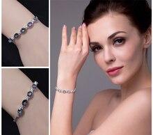 Jewelry Rainbow Topaz Bracelet