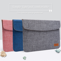 Men Laptop Sleeve Bag For Microsoft Surface Pro 3 Pro 4 Notebook Bag Case 12 13