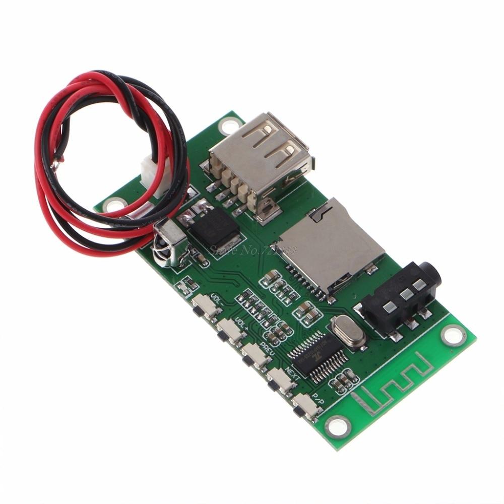 KCX BT002 Bluetooth 4.2 Audio Receiver Module Wireless Circuit Board Stereo US