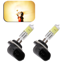 881 894 H27 Halogen Bulbs 27W Headlights fog lamps light running parking DRL 12V Car Light Source DRL Daytime Yellow Amber D020
