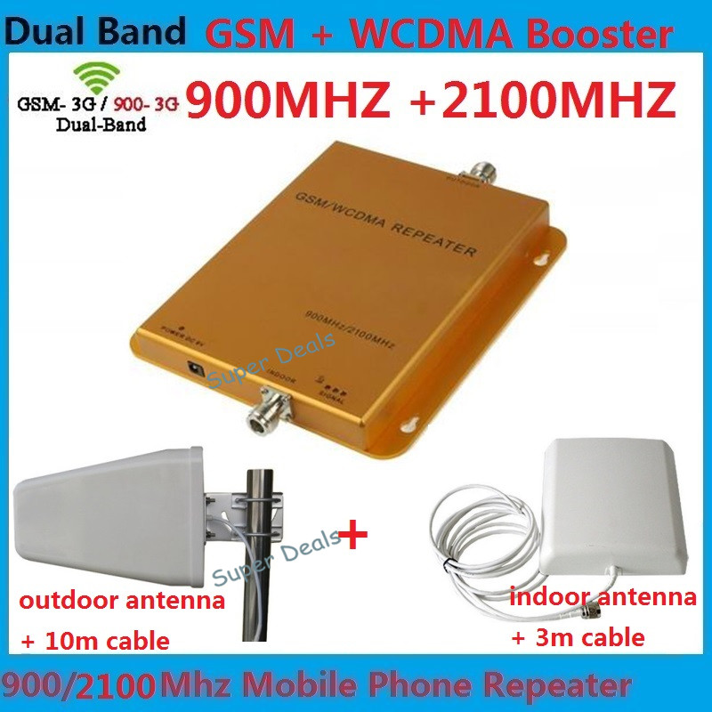 High quality , high power GSM / 3G 900mhz / 2100mhz dual band cell phone signal booster 3G booster LTE moble phone repeaterHigh quality , high power GSM / 3G 900mhz / 2100mhz dual band cell phone signal booster 3G booster LTE moble phone repeater