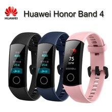 Original new Huawei Honor Band 4 Smart Wristband Amoled Color 0.95