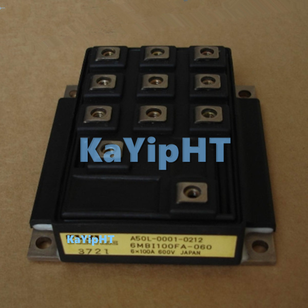 Free Shipping A50L-0001-0212 6MBI100FA-060 IGBT: 100A-600V Can directly buy or contact the seller igbt power module 6mbi100fa060 6mbi100fa 060 a50l 0001 0212