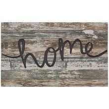 Деревянный домашний коврик с принтом Mohawk Crumb фермерский дом домашнее внутреннее наружное Прочный и моющийся Декор ванная комната входной ковер