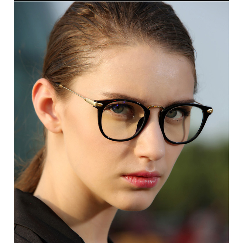Anti blue rays Computer Glasses Men Blue Light Coating Gaming Glasses for computer protection eye Retro Spectacles Women H5 in Women 39 s Blue Light Blocking Glasses from Apparel Accessories