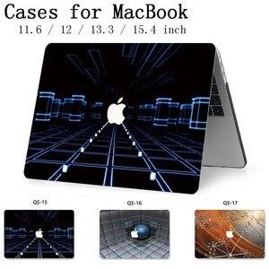 Image 1 - Модный чехол для ноутбука Новый MacBook Чехол для ноутбука чехол для MacBook Air Pro retina 11 12 13 15 13,3 15,4 дюймов сумки для планшетов Torba