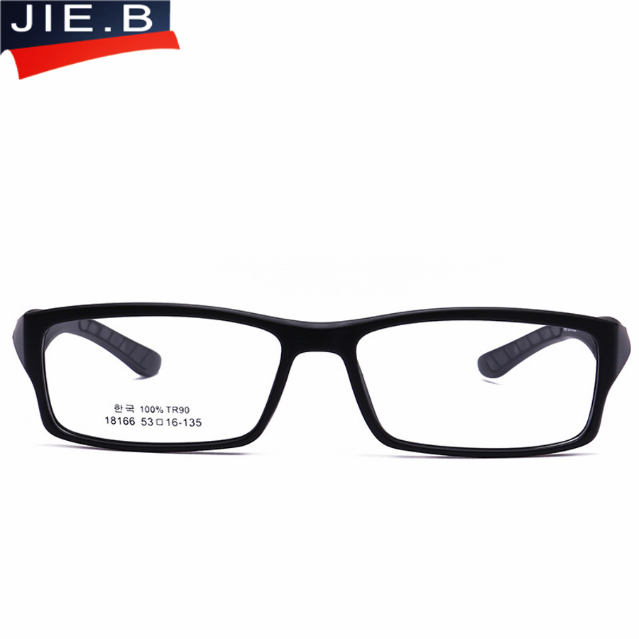 dac7079c46 TR90 Ultra light slip resistant Sports eyeglasses frame men women glasses  myopia prescription glasses spectacles frame eyewear-in Eyewear Frames from  ...