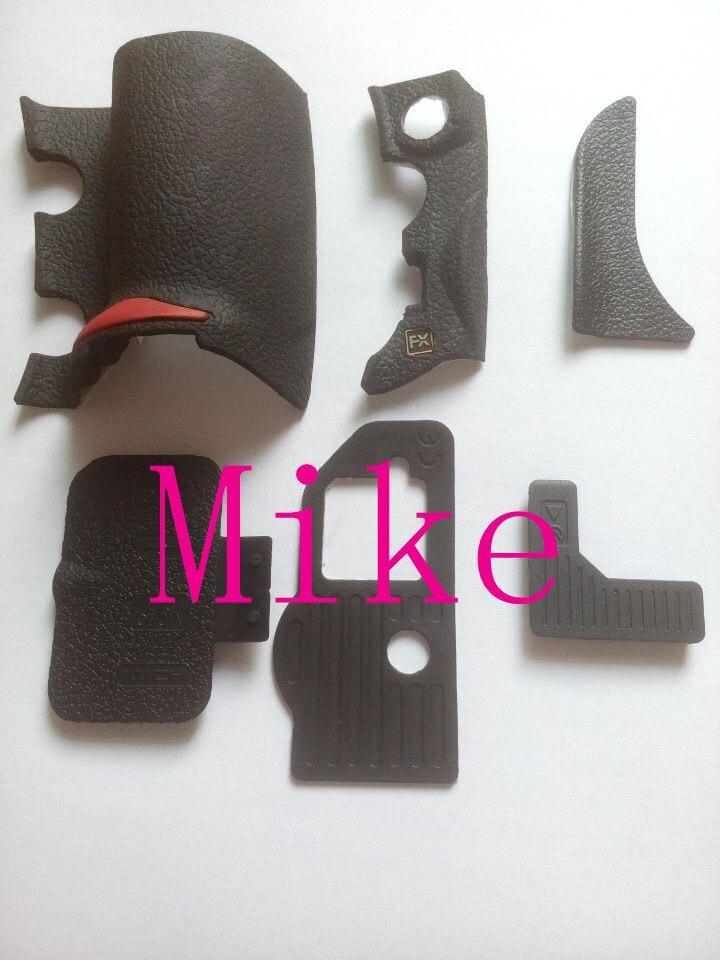 NEW for Nikon D700 Grip Rubber Unit USB Rubber With Adhesive TapeNEW for Nikon D700 Grip Rubber Unit USB Rubber With Adhesive Tape