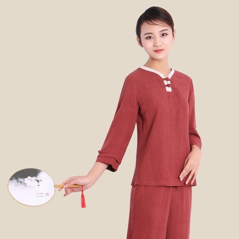 Men Women Kids Boys Short Sleeve Taiji ClothesTai Chi Suits Wushu Garment Tang Suit Kung Fu Uniform Martial Arts Top+pants Set