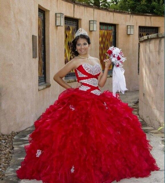 Ans De Princesse Quinceanera Perlé Robe Robes 2018 Longue Same Pour Up Pic Strass Cross Criss As Doux 15 Bal 16 Dentelle Année 5n6xZtwt