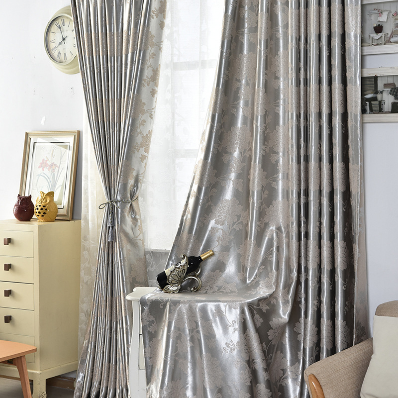 Byetee Modern Living Room Luxury Window Curtains Striped: [byetee] Modern Blackout Window Luxury Curtain Bedroom