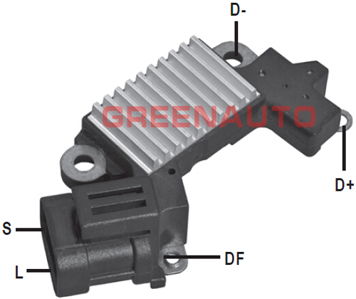 14v Alternator Voltage Regulator L185g