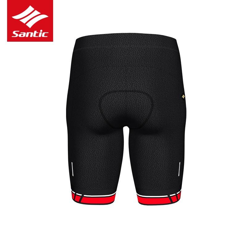 Pantallona të shkurtra çiklizmi për burra Sportet e poshtme të - Çiklizmit - Foto 3