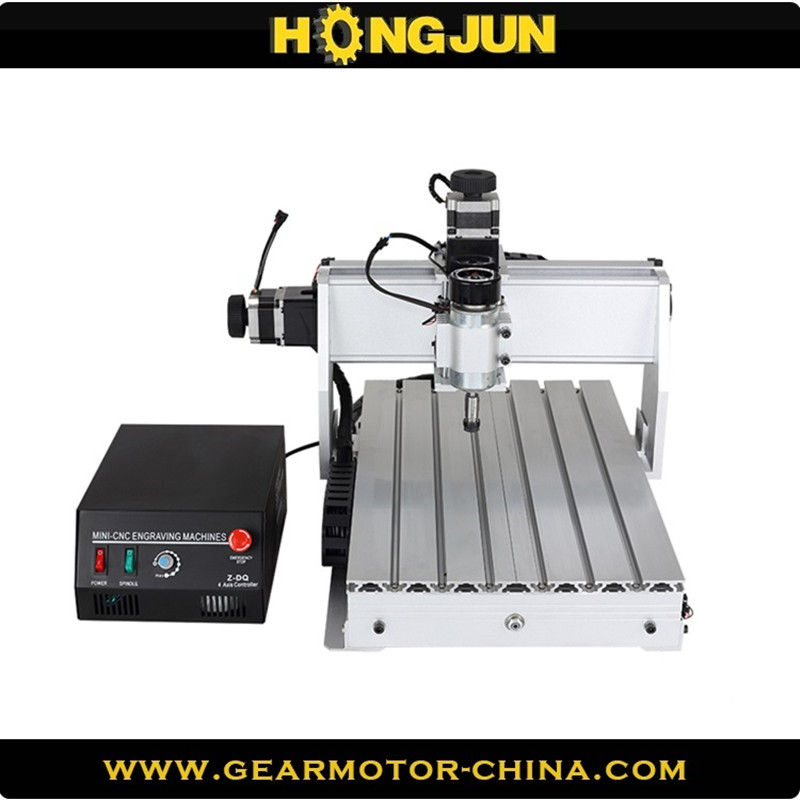 2.2KW high performance <font><b>CNC</b></font> <font><b>6090</b></font> <font><b>4</b></font> <font><b>axis</b></font> <font><b>cnc</b></font> router for sale MACH3 image