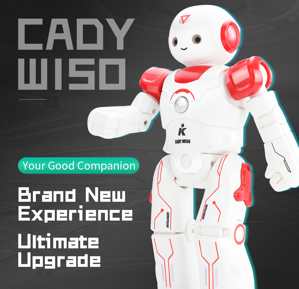 JJRC R12 Remote Control Smart Robots Cady Wiso RC Robot Gesture Sensing Touch Intelligent Dancing Electronic Toy For Children (5)