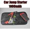 Mini portable car jump starter multi function diesel power bank  battery 10000mAh 12V car charger auto start booster