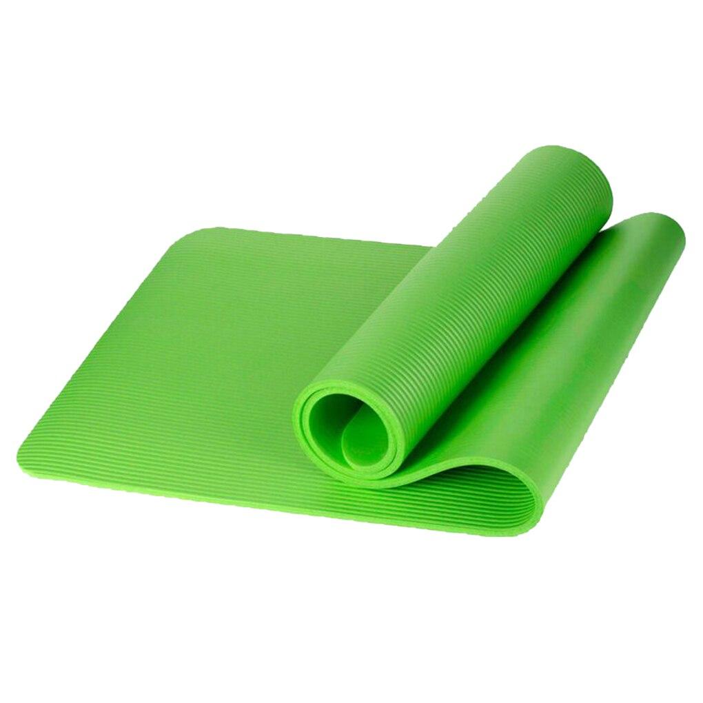 Tapis de Yoga d'exercice pliable intérieur extérieur 15mm tapis épais antidérapant Fitness Pilates tapis Camping matelas de couchage