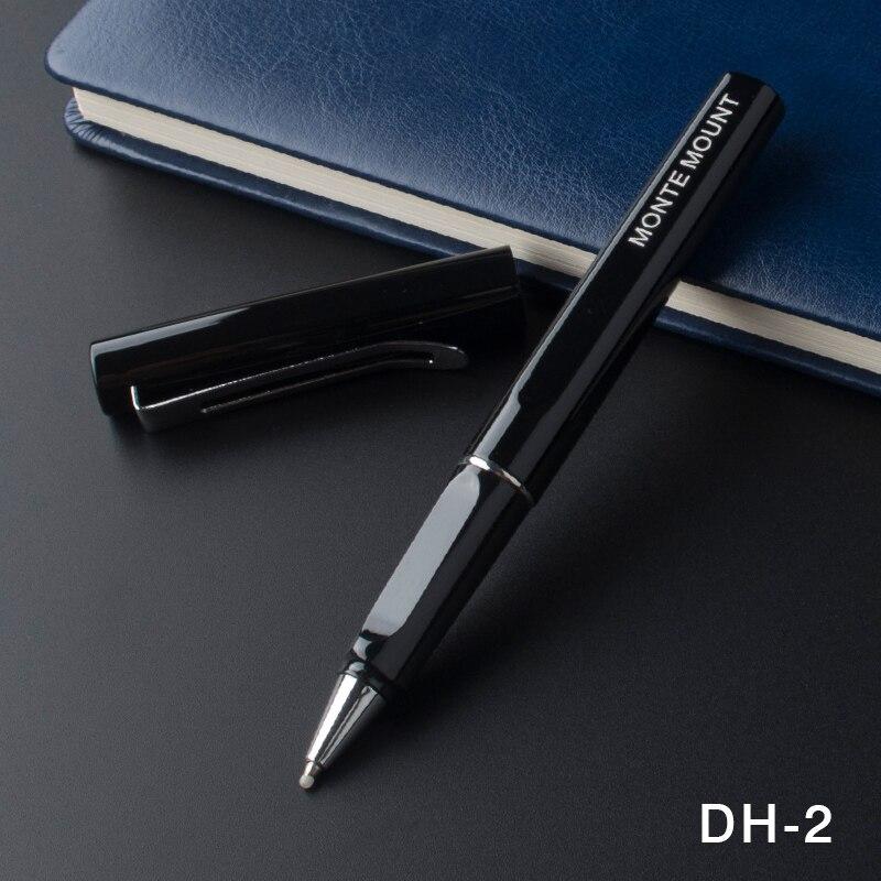 MONTE MOUNT 599 Black Set Pen Roller Ball Pens Student Calligraphy Pen Office Business