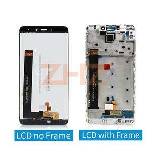 Image 3 - עבור Xiaomi Redmi הערה 4X MTK הליוס 4GB lcd תצוגת מסך מגע Digitizer עצרת עם מסגרת Note4X פרו מסך חלקי תיקון