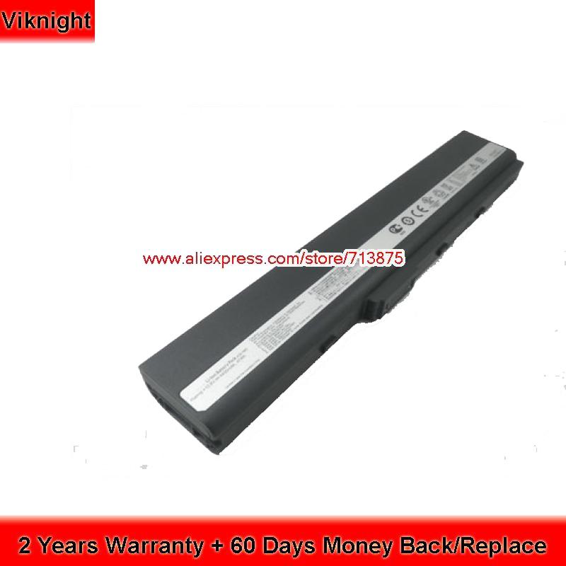 Original A32-N82 A42-N82 Battery For Asus N82E N82EI N82J N82JQ laptop 4400mAh