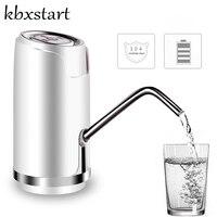 Kbxstart Electric Drinking Water Pump Universal Gallon Bottled Water Dispenser Switch 600ML Quantitative Pumping Dispensador