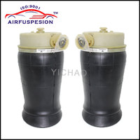 Pair Rear Air suspension Spring Bag For Ford Expedition Lincoln Navigator Auto parts 1997 2002 4WD 4 wheel drive 3U2Z5580LA