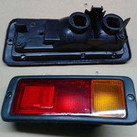 New 2pcs Left & Right Rear Tail Light Lamp MB124963 MB124964 214 1946L UE 214 1946R UE Fit for Mitsubishi Pajero Montero