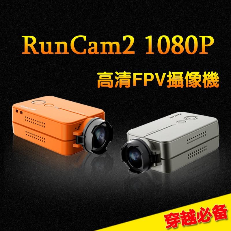 RunCam 2 V2 QAV210 Drone Racing Quadcopter RunCam2 HD 1080P 120 Degree Wide Angle WiFi FPV Camera 100% original new runcam 2 fpv hd camera av out fpv camera runcam2 1080p 120 angle wifi for walkera qav250 rc racing drone
