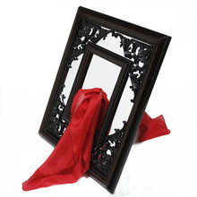 Шелковые шарфы через зеркало Волшебные трюки платок через стекло магический волшебник сценические иллюзии трюк реквизит ментализм комедии