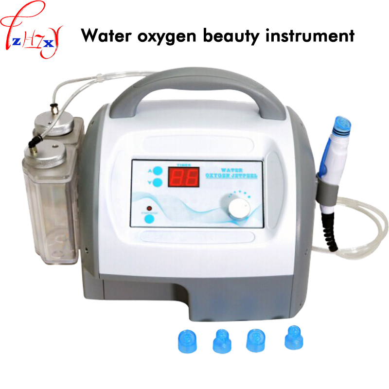 SR-682 Convenient water oxygen cosmetology instrument skin rejuvenation water supplement beauty machine skin cleaner 110/220VSR-682 Convenient water oxygen cosmetology instrument skin rejuvenation water supplement beauty machine skin cleaner 110/220V