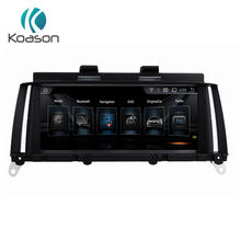 Koason 8.8 IPS ID6 2G+32GB Android 7.1 system Car Radio Multimedia player Auto radio for BMW X3 F25 X4 F26 NBT GPS Navigation
