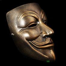 Anonymous Halloween Masquerade Costume