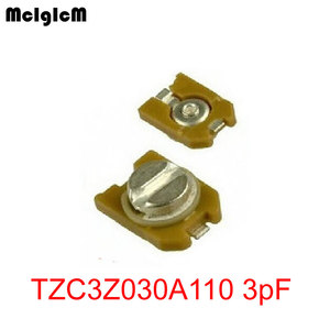 Image 2 - 1000pcs trimmer Adjustable capacitor 3PF 6PF 10PF 20PF 30PF SMD TZC3Z300A110 TZC3Z060A110 TZC3Z030A110 TZC3Z200A110 TZC3Z100A110