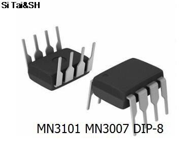 1 Par = 2 Unids/lote MN3007 + MN3101 DIP8