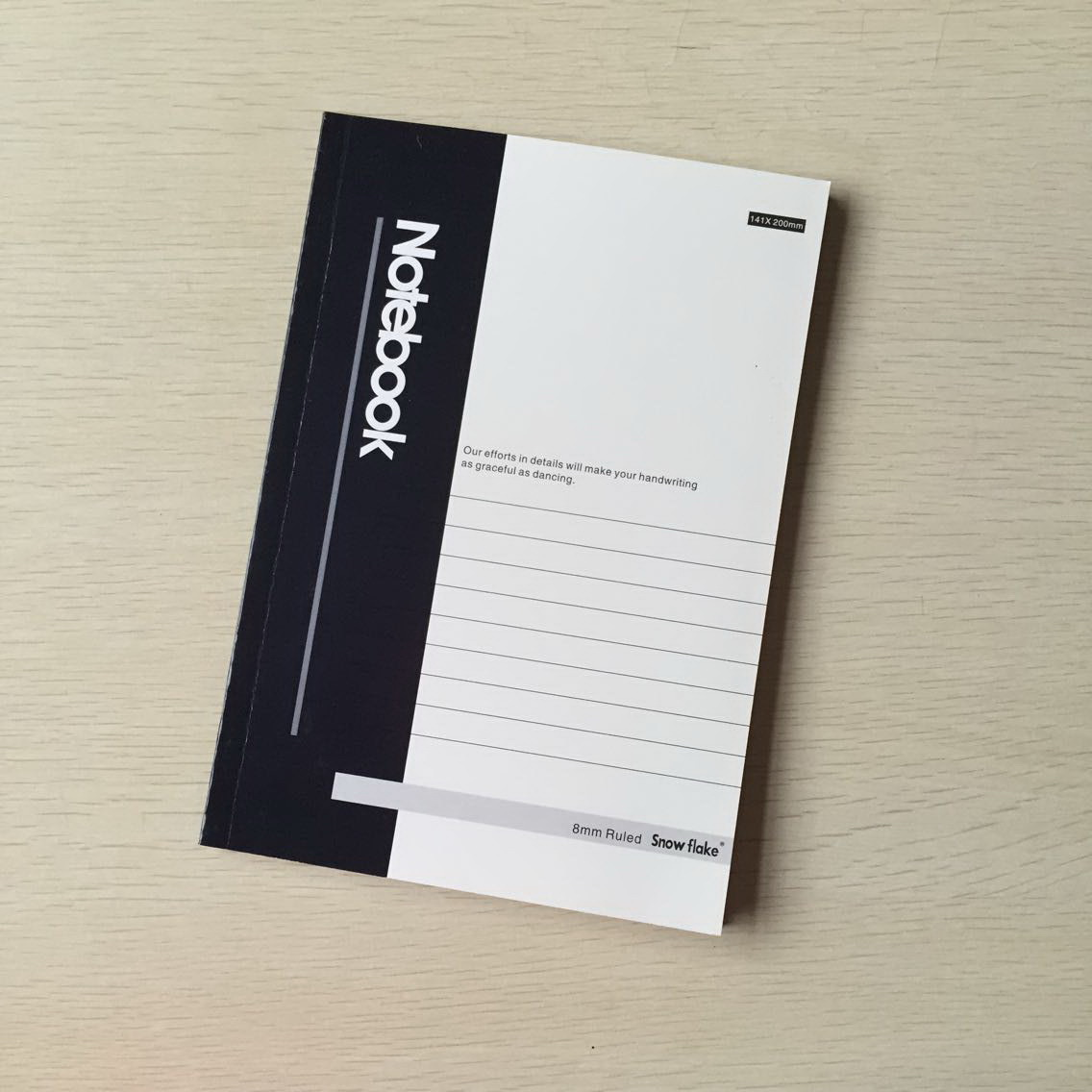 Office Learning Stationery A5 Soft face copy notebook Notepad 40 books Stationery wholesale in Notebooks from Office School Supplies