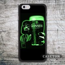 Darth Vader's GUINNESS DRAUGHT case for iPhone 7 6 6s Plus 5 5s SE 5c 4 4s