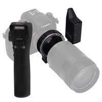 Original Aputure DEC LensRegain Wireless Remote Follow Focus Lens Adapter for Canon MFT Camera 0.75X Focal Reducer Adapter