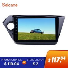 Seicane 9 inch 2din HD Quad-Core Android 6.0 Car Radio GPS Navigation Multimedia Player For 2011 2012 2013 2014 2015 KIA K2 RIO