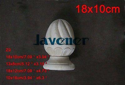 Z9 -18x10cm Wood Carved Onlay Applique Carpenter Decal Wood Working Carpenter Leg Decoration