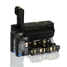DSTE BG-E6 G Ripแบตเตอรี่+ 2x LP-E6แบตเตอรี่lp-e6สำหรับCANON 5D M Ark II 5D2กล้องดิจิตอลSLR