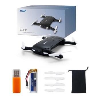 JJRC H37 6-Axis Gyro ELFIE WIFI FPV 0.3MP Camera Drone Foldable G-sensor RC Quadcopter Mini Selfie Drone Phone Control Dron