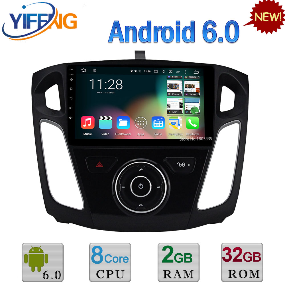 9 Android 6 0 Octa Core WIFI PX5 2GB RAM 32GB ROM DAB RDS Car DVD