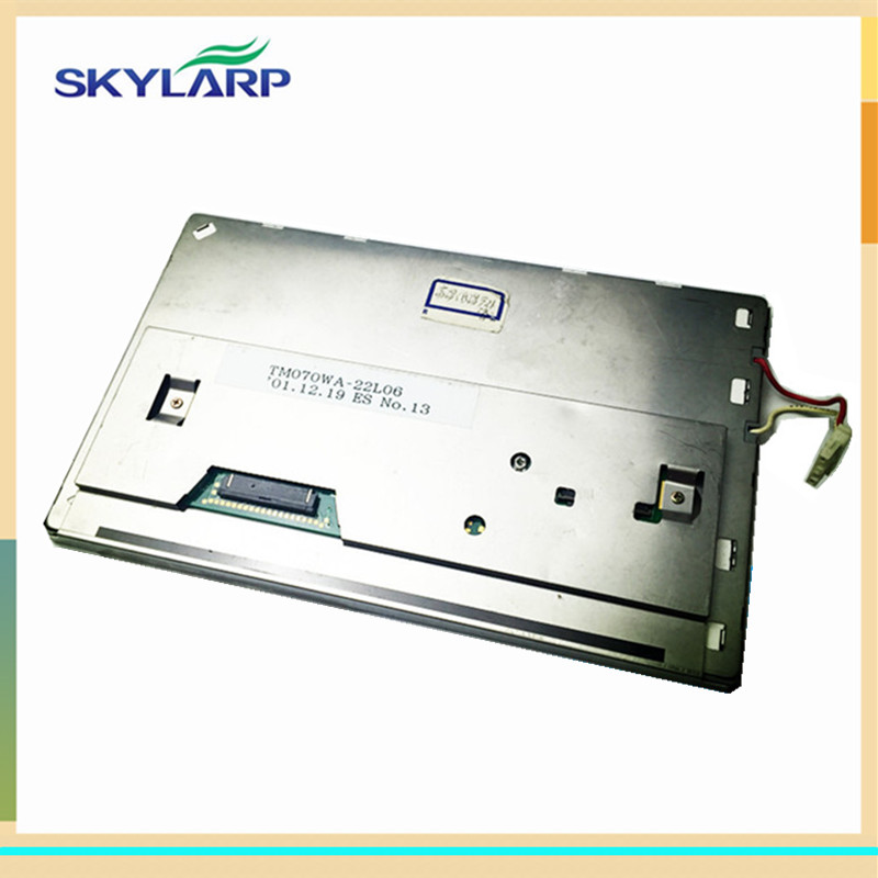 LCD display panel For TM070WA-22L06 GPS panel  цены